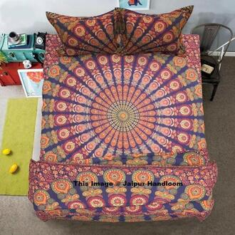 home accessory mandala bedding boho bedding set bohemian bedding set mandala duvet cover mandala quilt cover mandala comforter cover mandala donna cover quilt donna duvet pillow bedroom holiday gift wedding gift indian bedding set home decor mandala tapestry indian tapestry bohemian tapestry dorm room bedding set queen bedding set cotton bedding set