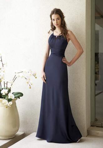 dress long bridesmaid dress navy dress wedding party dress bridesmaid dress cheap