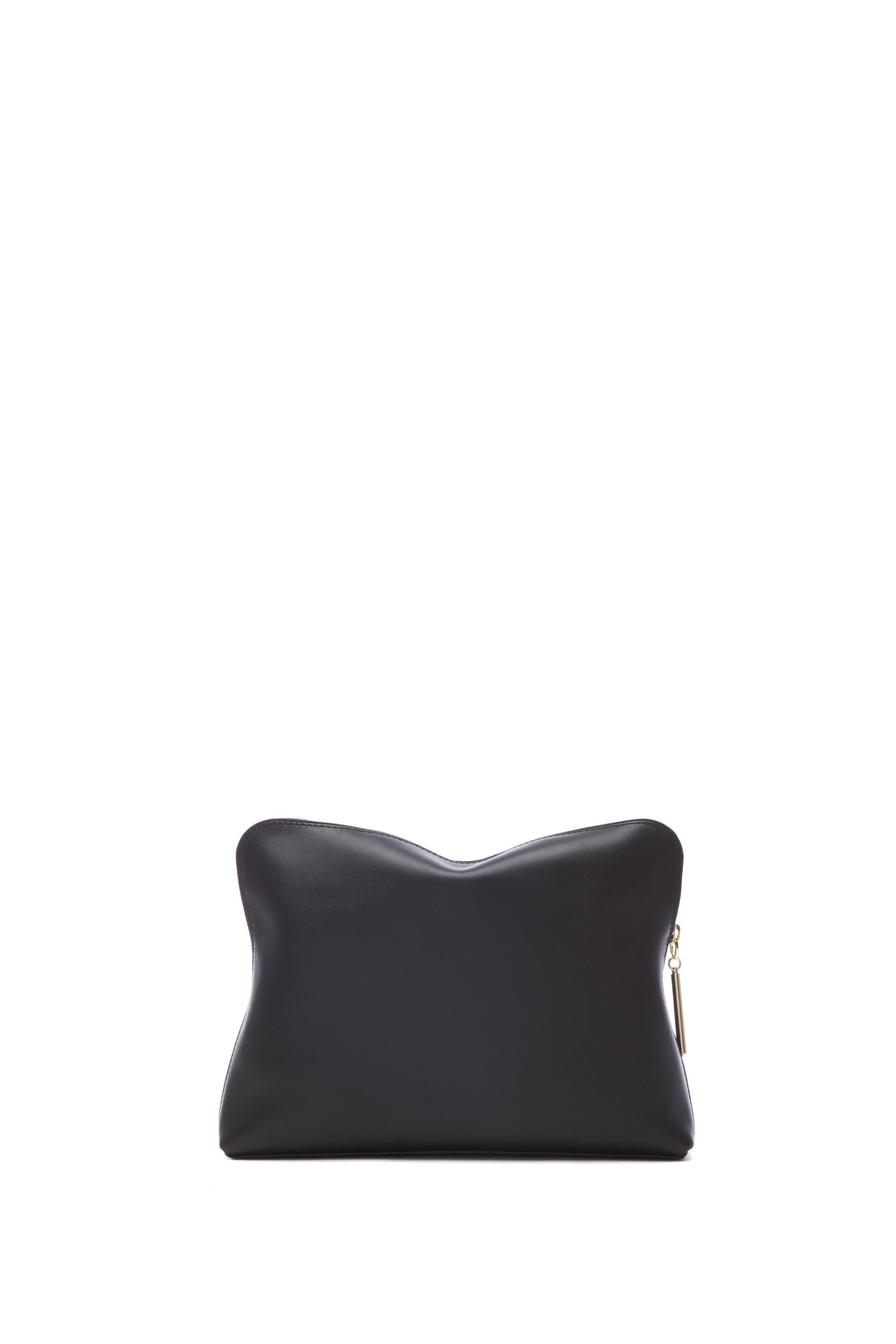 3.1 phillip lim|31 Minute Cosmetic Bag in Black & Polka Dots