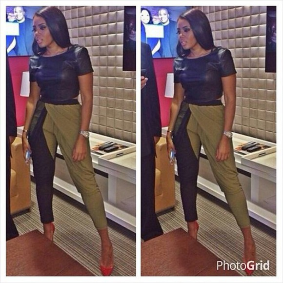 shop top instagram birthday Angela Simmons ootd boutique ig twitter laugh november 21