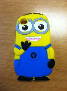 Despicable Me 2 Chara Cover Minion iPhone 5 Phone Case US Seller | eBay