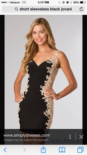 dress,jovani prom dress,black dress,black,gold,tight,homecoming,prom,lace,trim,blue dress