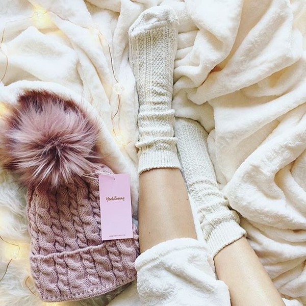 hat yeah bunny pink pastel