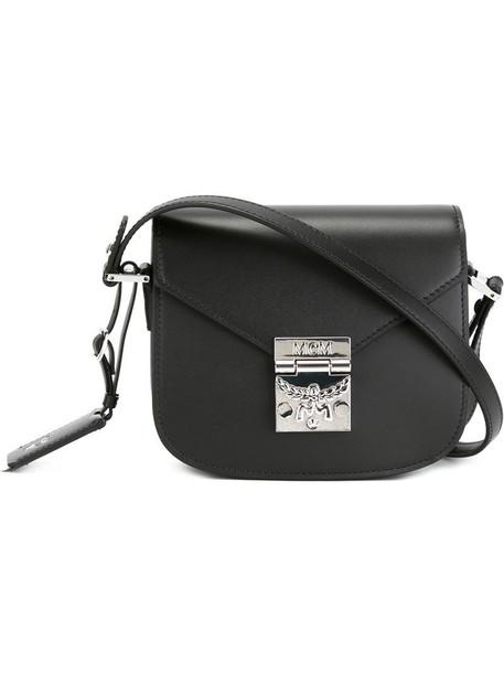 MCM bag shoulder bag black