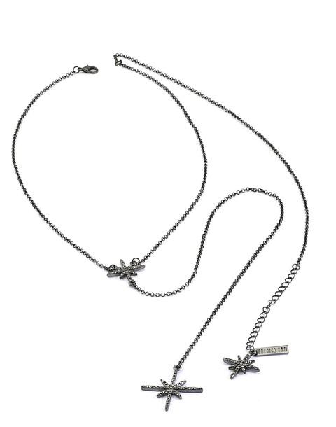 necklace gun jewels