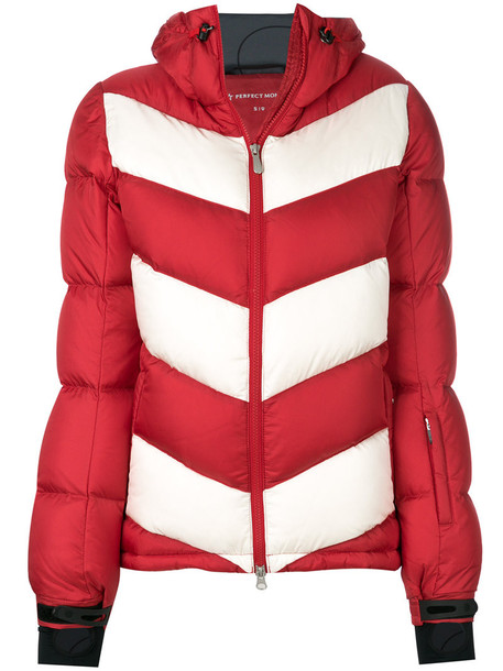 Perfect Moment jacket women red