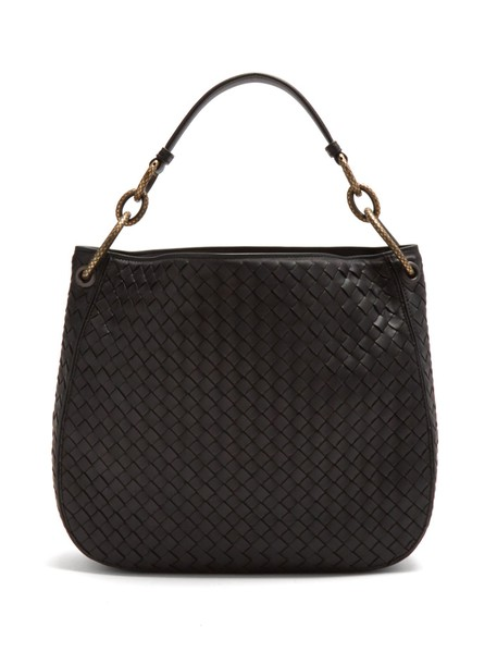 Bottega Veneta bag shoulder bag leather black
