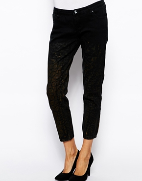 One Teaspoon | One Teaspoon Desert Cat Iggys Jeans at ASOS