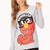 Chic Brooklyn Elmo Sweatshirt | FOREVER21 - 2000111465