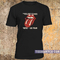 The rolling stones 1972 us tour t-shirt - teenamycs