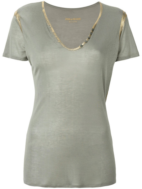 t-shirt shirt t-shirt women green top