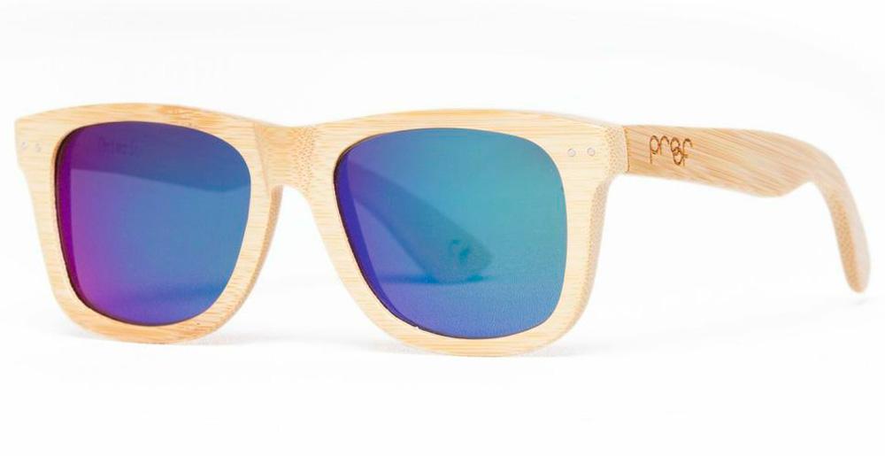 Proof eyewear ontario unique wood framed sunglasses