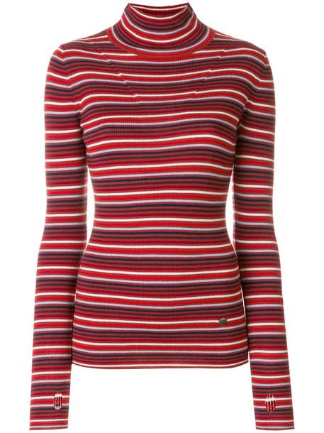 Sonia by Sonia Rykiel jumper women wool red sweater