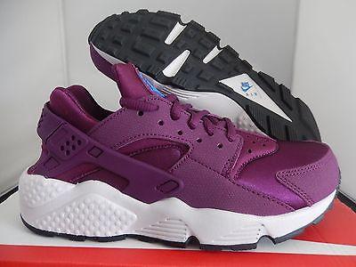 nike air huarache violet