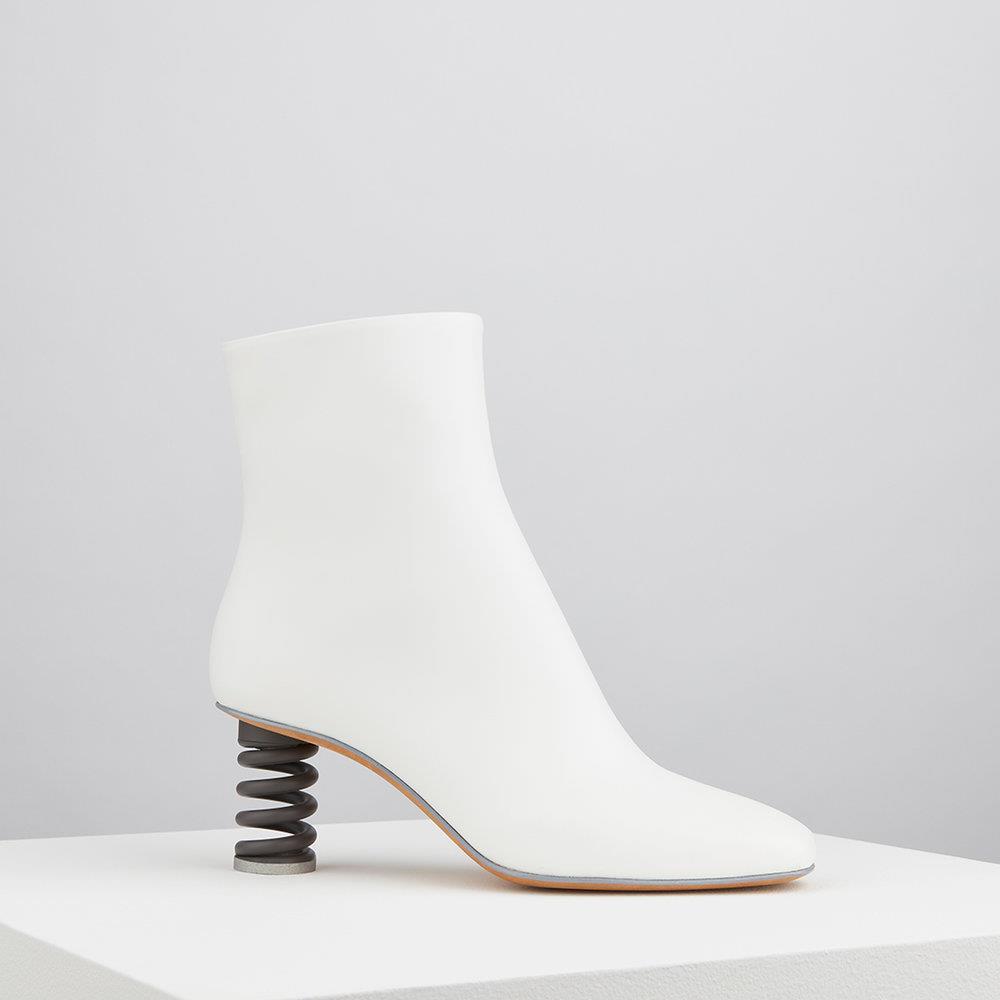 Molla Boots Bianco Ardesia