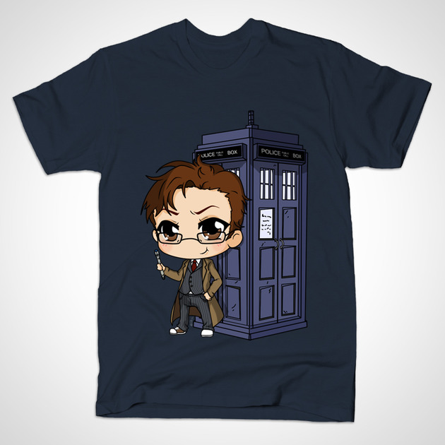 The Doctor | TeePublic