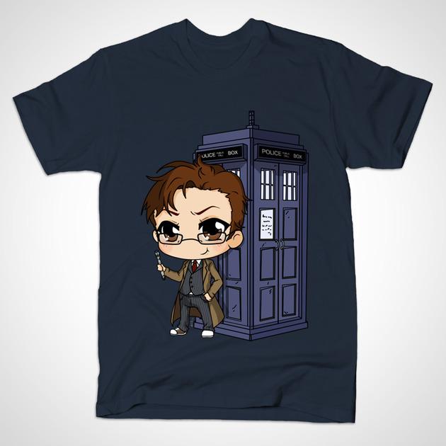 The Doctor | TeePublic