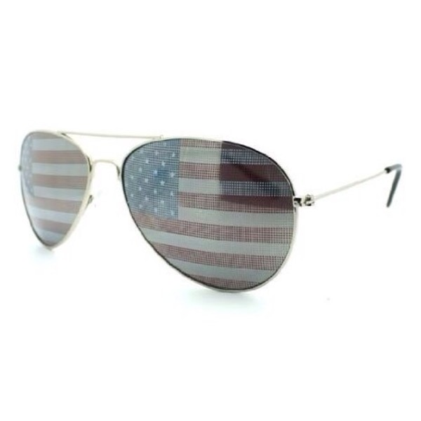 sunglasses american flag sunglasses aviator