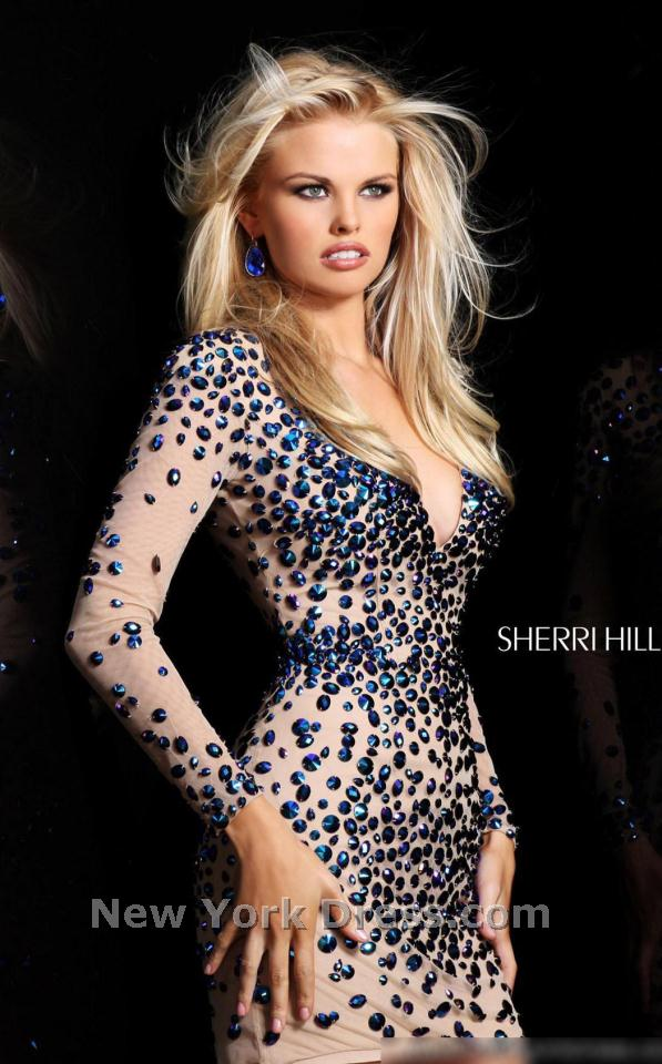 Sherri Hill 21046 Dress - NewYorkDress.com