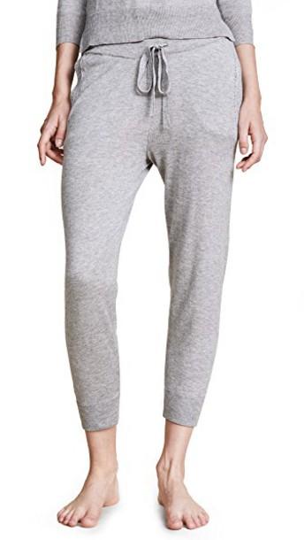 Skin pants grey