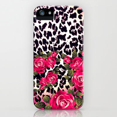 Wild Flowers 4 - for iphone iPhone & iPod Case by Simone Morana Cyla | Society6
