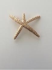 hair accessory,starfish,head jewels,hair clip