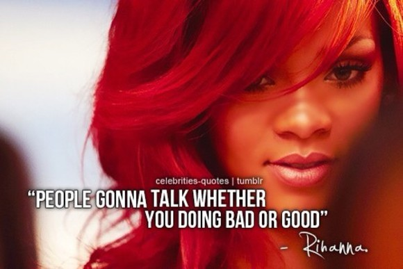 rihanna jewels red hair text