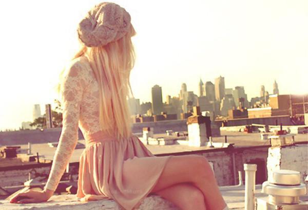 dress pink cute girly t-shirt hat