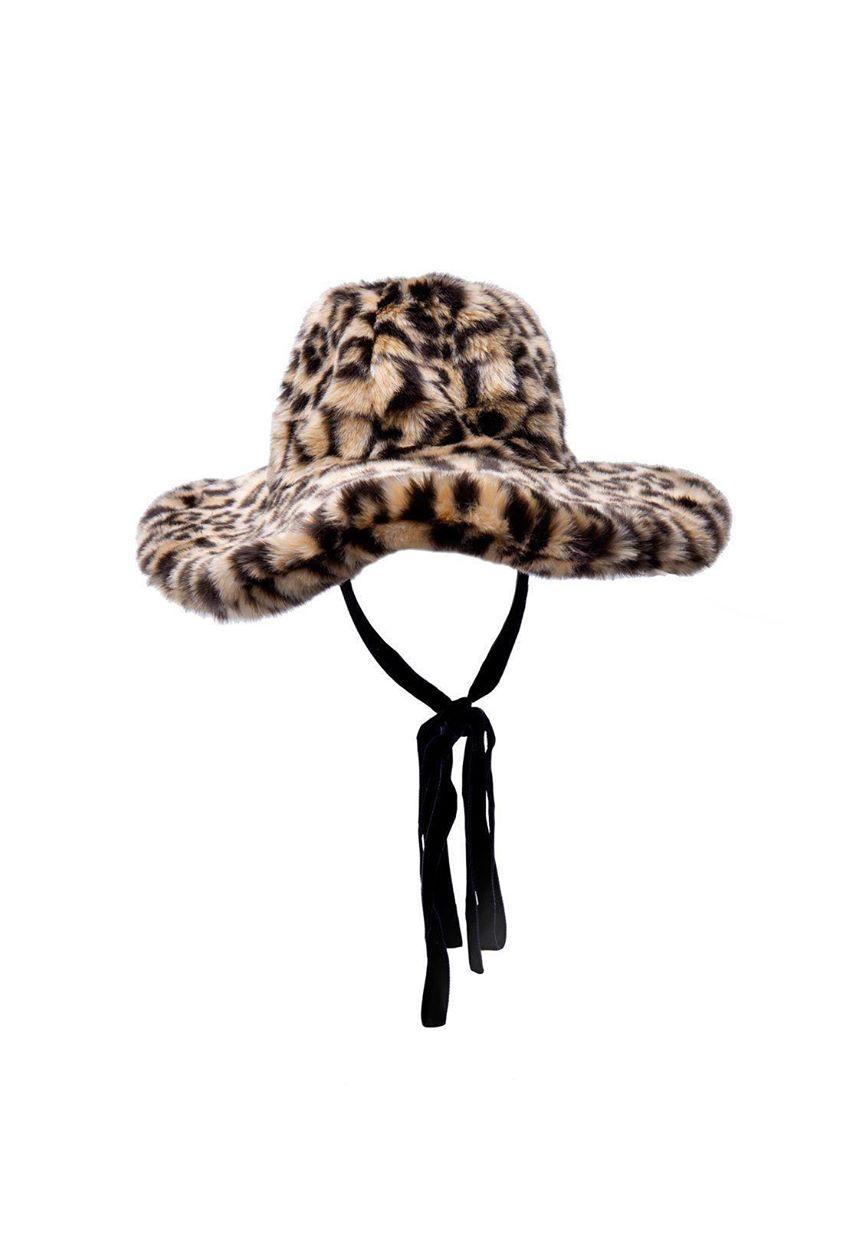 Celestia Hat - Leopard