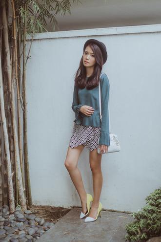 tricia gosingtian blogger top bag