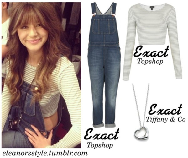 eleanor calder jumpsuit shirt