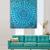 Blue Tapestry Bohemian Hippie Mandala Tapestry | Handicrunch.com