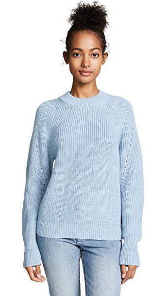 steven alan sweater blue
