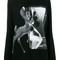 Givenchy - bambi oversized printed hoodie - women - cotton - xs, black, cotton