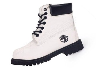 shoes cute stylish boots timberlands black boots white black and white women