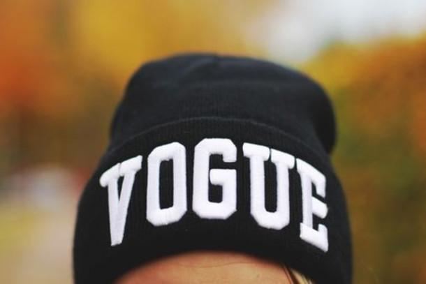 hat fashion paris vogue