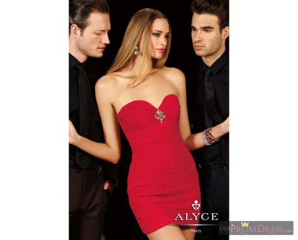 dress, alyce paris, alyce paris prom dress, prom dress store in new ...