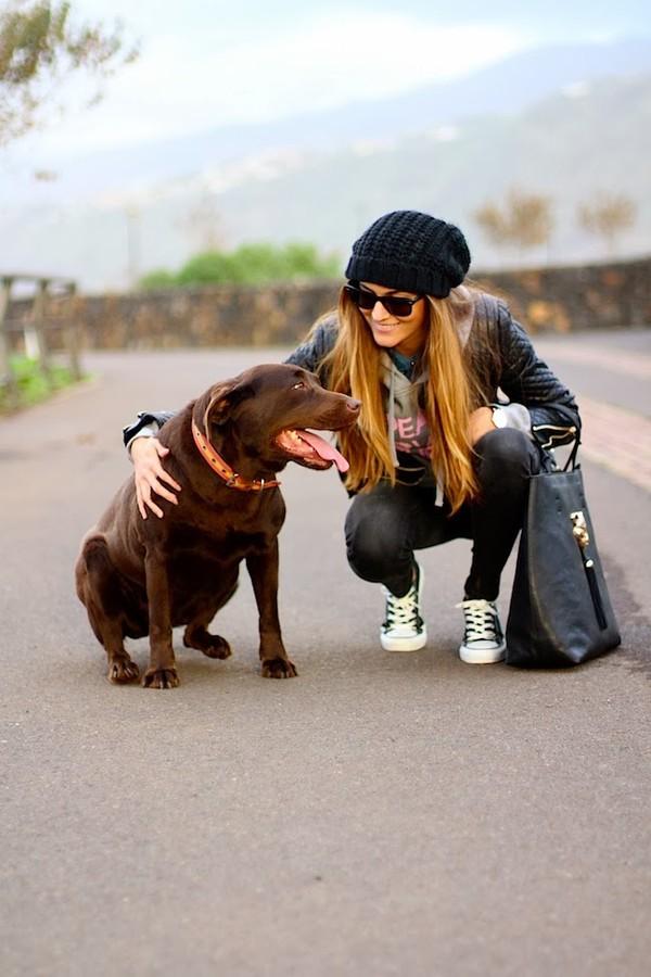 marilyn's closet blog sweater jacket bag shoes jeans hat
