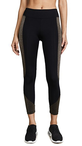KORAL ACTIVEWEAR leggings black pants