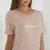 'You Needed Me' T-Shirt - Nude