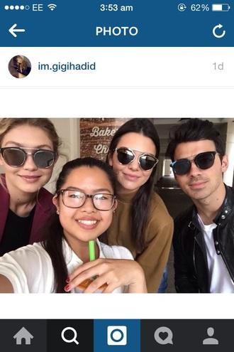 sunglasses kendall jenner fashion pretty