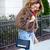 Faux Fur Coat   Mom Jeans – MattieJames.com