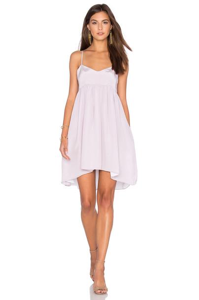 Amanda Uprichard dress lavender