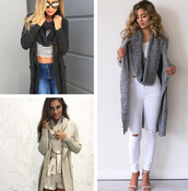 cardigan,long cardigan,thick,thick cardigan,long coat,long oversized coat,oversized,ribbed,ribbed cardigan,ribbon,casual,women casual,preppy,pretty,cool,warm,winter outfits,winter coat,fall coat,tumblr,tumblr outfit,scarf,accessories,casual cardigan,knitwear,knit,long sleeves,grey,beige,nude,black,girly,cute,cute cute top,sweet,scool,office outfits,streetstyle,lookbook,streetwear,urban,american apparel,moraki,oversized sweater,oversized shirt,asos jumpsuit