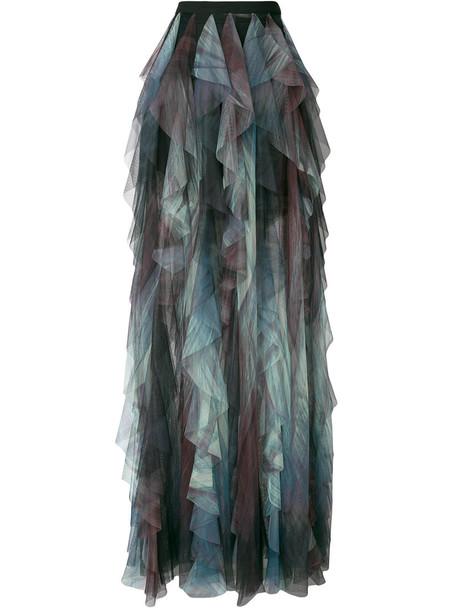 skirt maxi skirt maxi sheer women silk