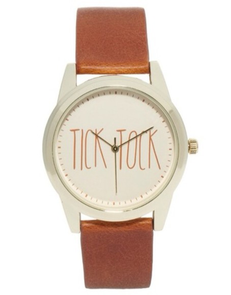 jewels watch horloge leather watches