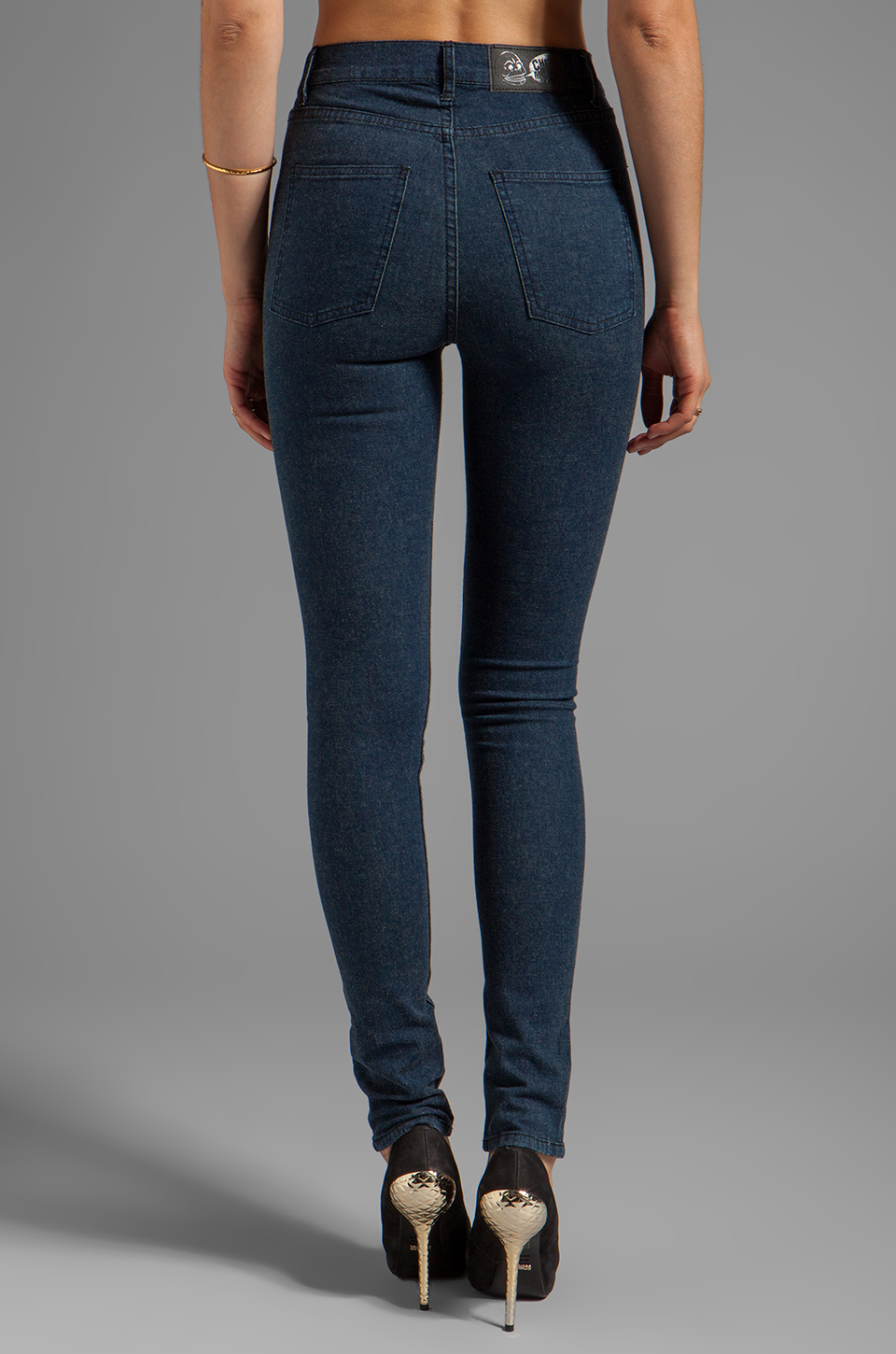 Cheap Monday Second Skin in Very Stretch Onewash | REVOLVE