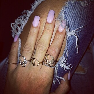 jewels gold rings dior rihanna jeans
