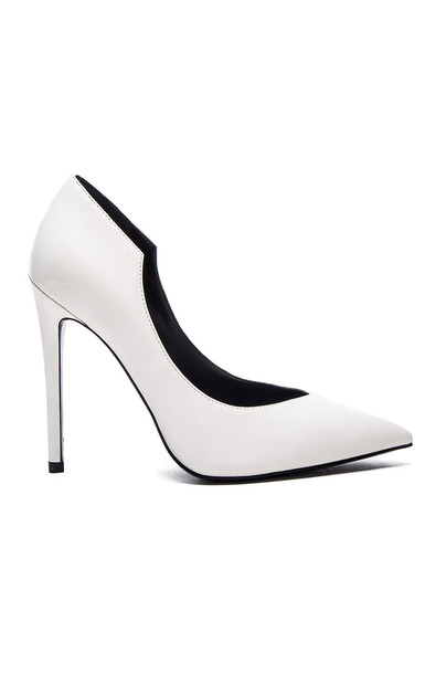 KENDALL + KYLIE heel white