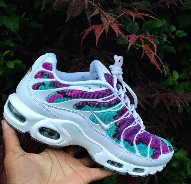Purple Rain Custom AirMax TN